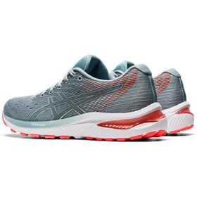 asics Gel-Cumulus 22 Shoes Women, piedmont grey/light steel